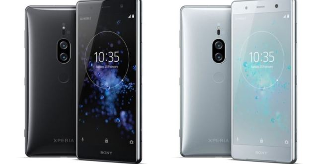 Sony Xperia XZ2 Premium With 4K HDR Display Launched, Full Phone Specifications