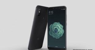 Xiaomi Mi 6X Official Image