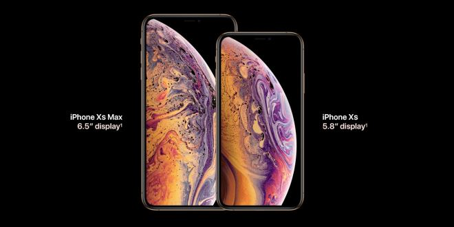 Apple iPhone XS  and iPhone XS MAX Launched in India, A12 Bionic Chip, Better Cameras