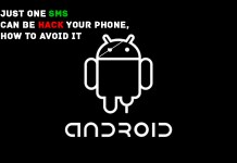 Just one SMS can be Hack Your Android Phone, How To avoid it