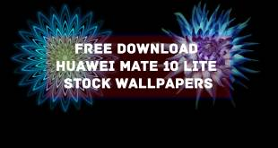 Free Download Huawei Mate 10 Lite Stock Wallpapers
