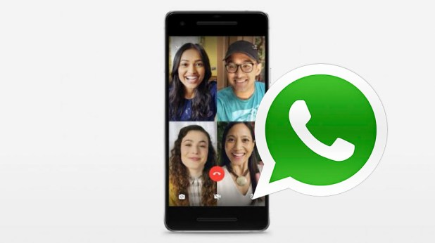 whatsapp audio and video group calling
