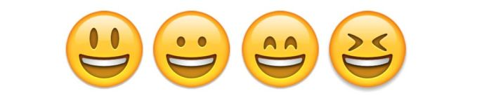 other smiling face emojis