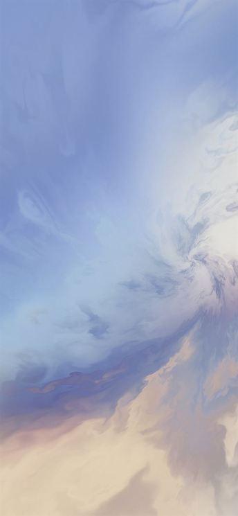 OnePlus 7 Pro_TechFoogle_wallpaper_live_gold