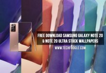 Download Galaxy Note 20 Ultra Stock Wallpapers