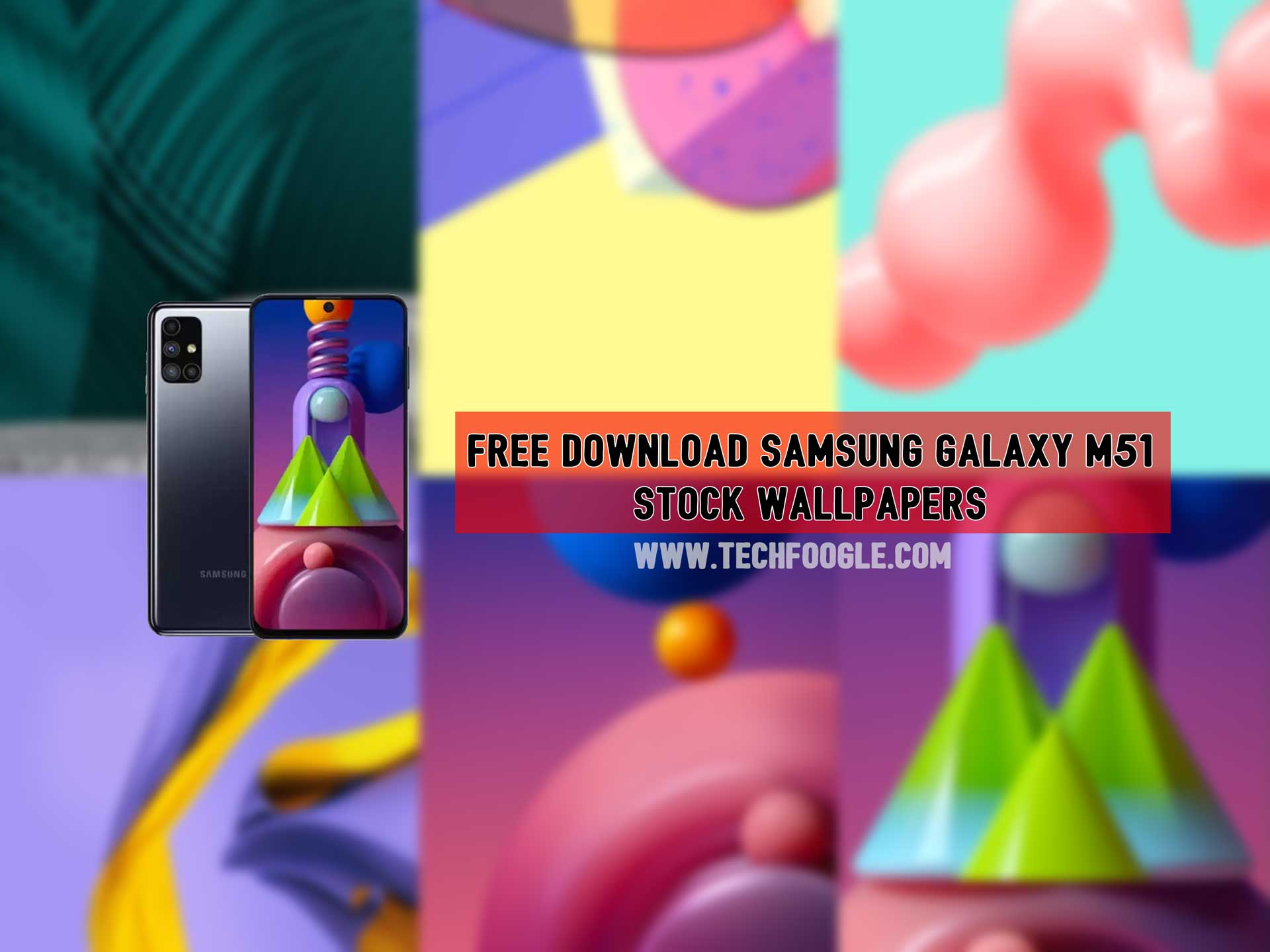 Free Download Galaxy M51 Wallpapers