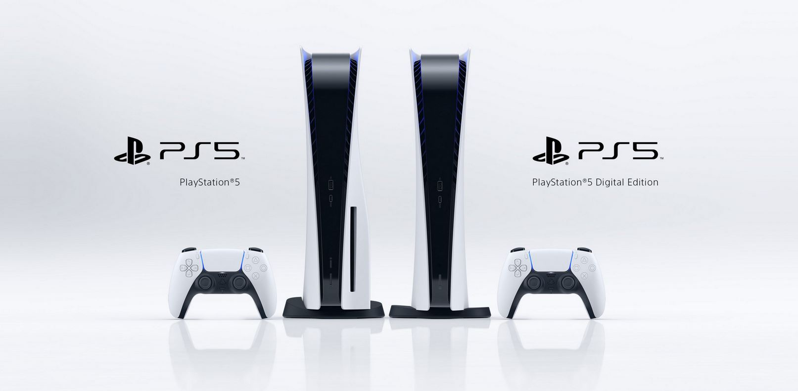 PS 5 and PS 5 Digital Edition