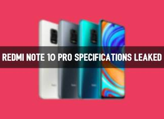 xiaomi-Redmi-Note-10-Pro-specifications-leaked