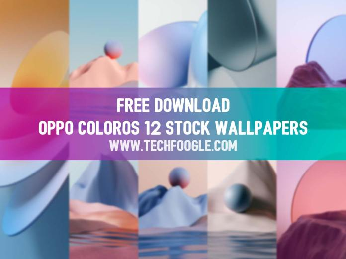Free-Download-Oppo-ColorOS-12-Stock-Wallpapers-Collage