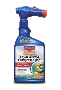 Bayer Advanced All in One Lawn 1.3G Weed & Crabgrass Killer