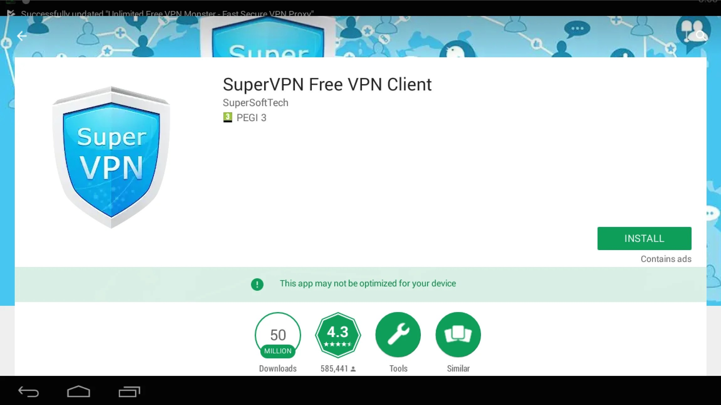 super vpn apk free download