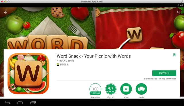 word-snack-online-computer