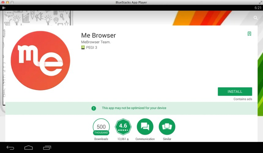 install-me-browser-for-android-pc