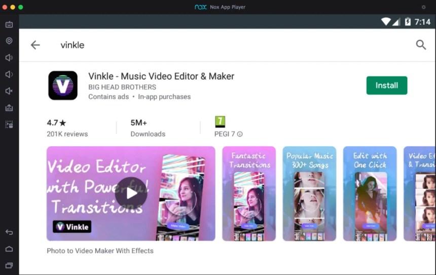 vinkle-online-using-nox-android-emulator