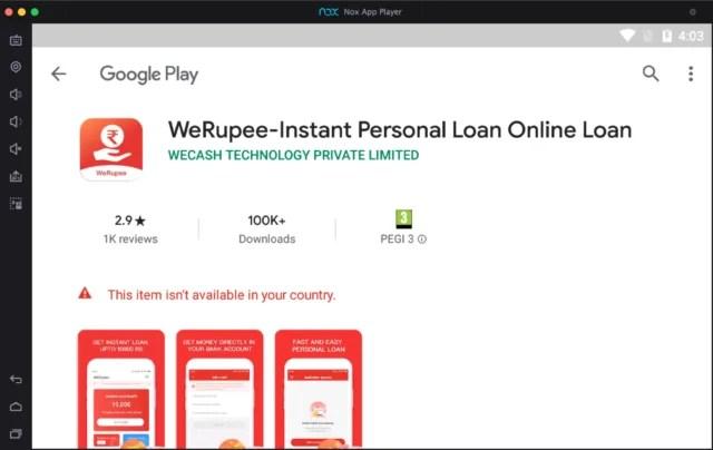 download-werupee-pc-using-nox-emulator