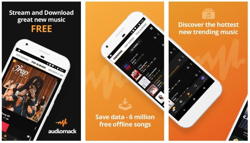 audiomack-app-features