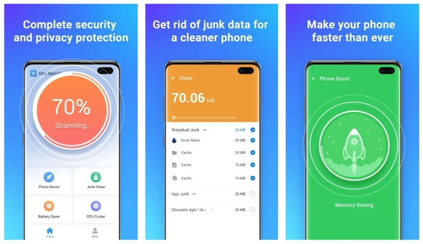 one-security-app-features