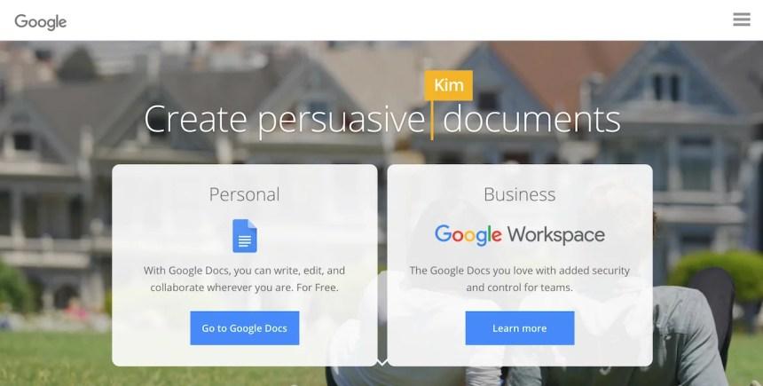 google-docs-web-app