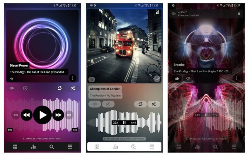 poweramp-features