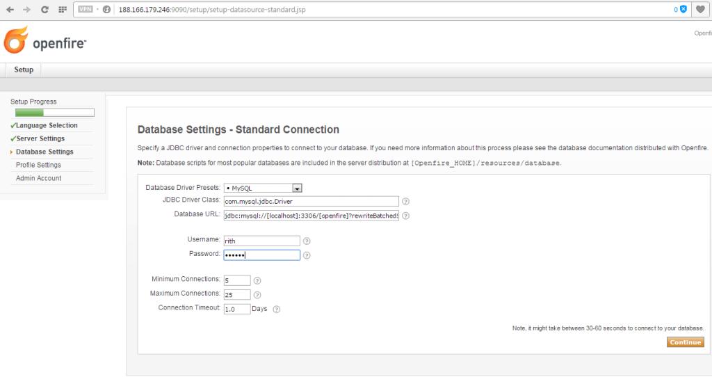 open-fire-database