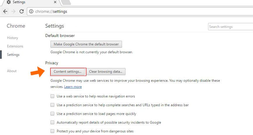 google-chrome-setting1