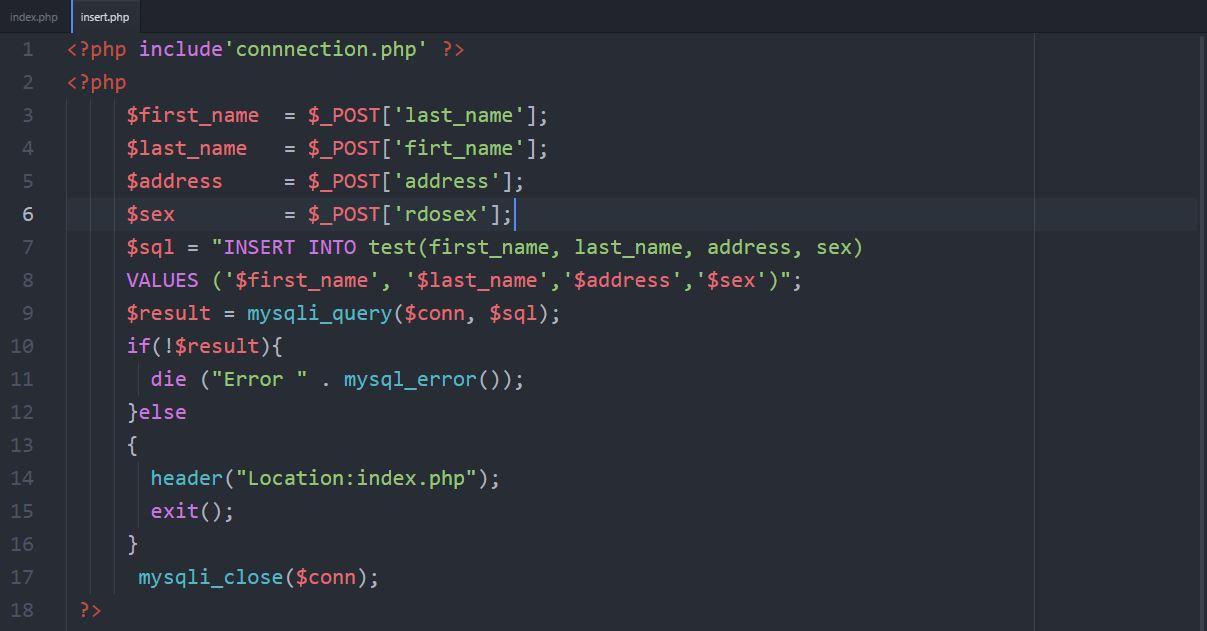 code_for_insert