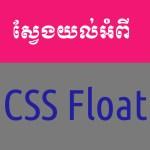 css-float
