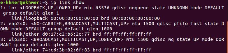 linux-ip-link-show