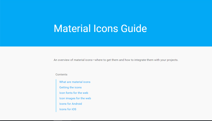 materialicons