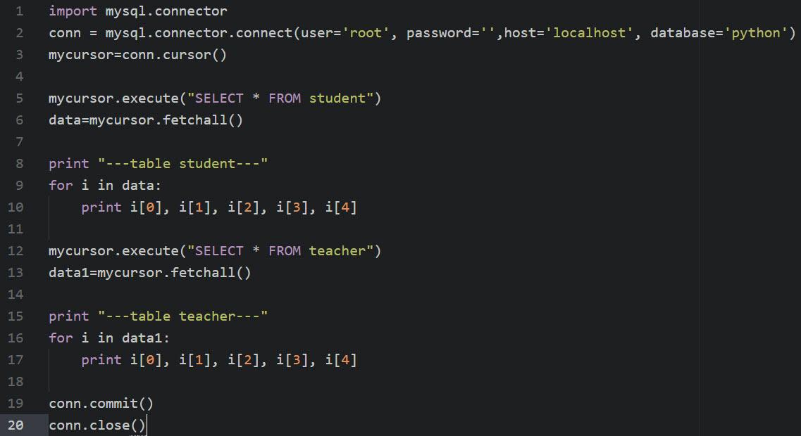 mysql_select_in_python
