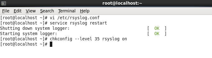 restart-rsyslog