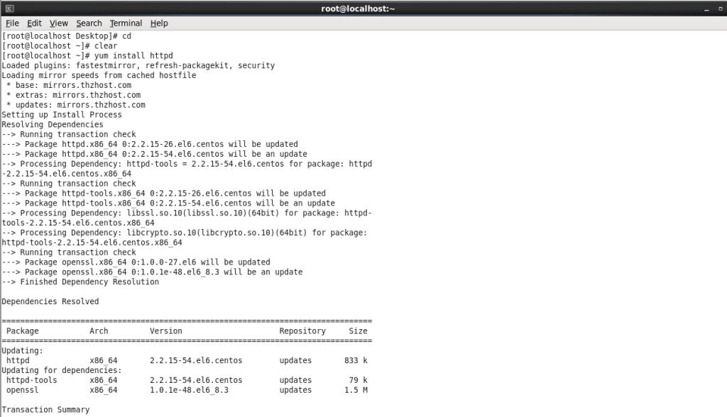 install-http