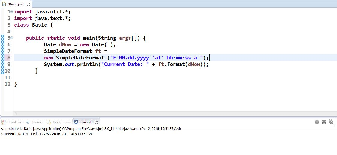 simpledate-example-of-date-time-in-java-programming
