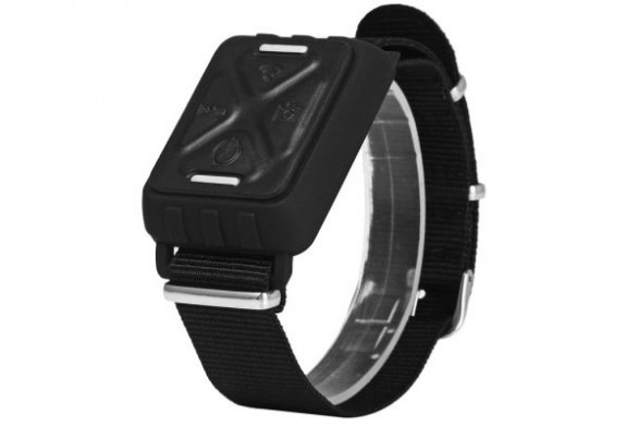 Wrist Remote Control Watch for GitUp Git1 / Git2 Action Camera