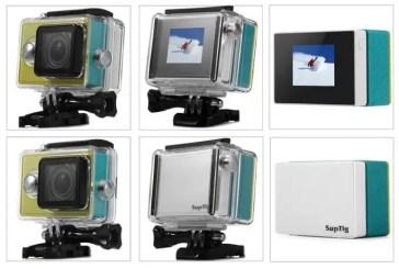 LCD Display + Backup Battery Set for Xiaomi Yi original