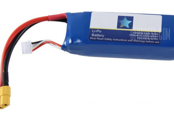 2700mAh Li – polymer Battery for Cheerson CX – 20 RC Quadcopter