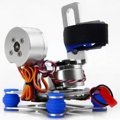 FPV Brushless Gimbal Controller2