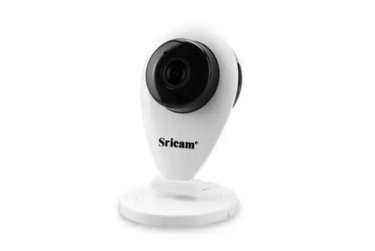 Sricam SP009 Wifi IP CCTV Security Camera