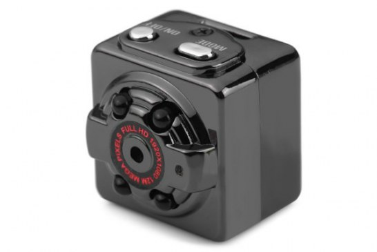 SQ8 Mini DV Camera 1080P Full HD Car DVR review