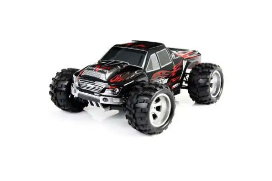 Wltoys A979 1:18 4WD 2.4GHz RC Truck Monster 50KMH High Speed Car