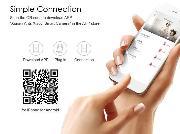 Xiaomi Xiaoyi Smart IP Camera 2 1080P review | TechFunology com