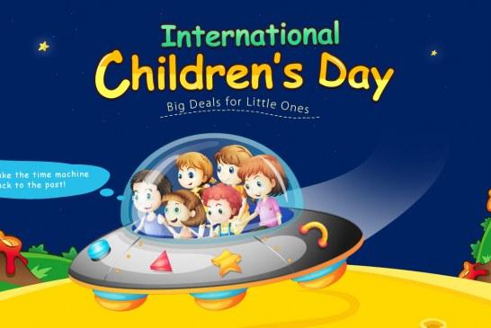 Children day: deals!
