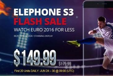 Elephone S3 Flash sale