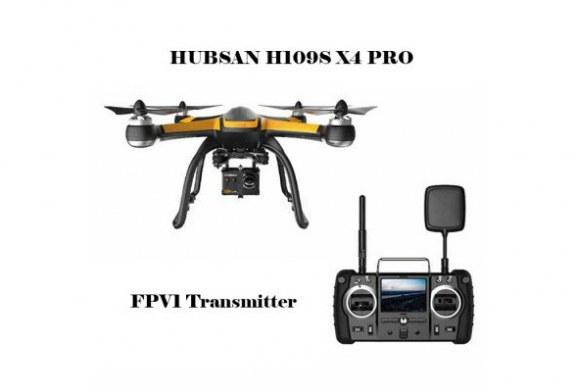 Hubsan H109S X4 PRO Review