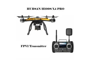 Hubsan H109S X4 PRO Review