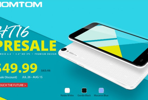 HomTom HT16 overview