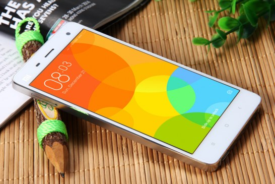 Top selling products by Xiaomi