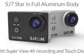 SJcam SJ7 Star review and video test