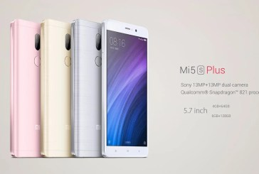 Xiaomi Mi 5s Plus overview