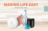 Robotic vacuum cleaners promotion